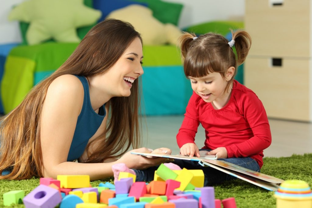 How to Pick the Right Nanny